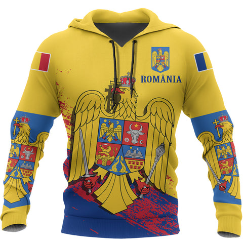 Image of Rom'¢nia Special Hoodie | High Quality | Hot Sale