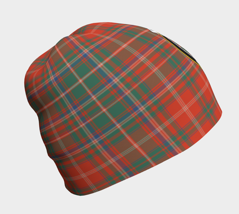 Image of MacDougall Ancient Tartan Clan Crest Beanie