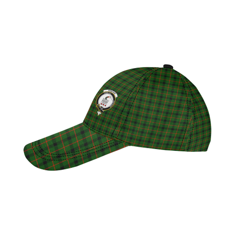 Image of Kincaid Modern Clan Badge Tartan Dad Cap - BN03