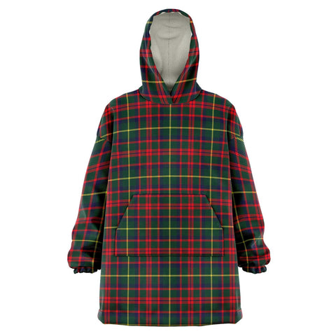 MacKintosh Hunting Modern Snug Hoodie - Unisex Tartan Plaid Front