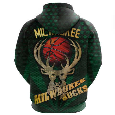 Image of Milwaukee Bucks Special Hoodie A7