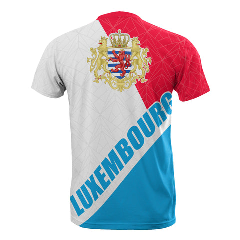 Lion Luxembourg All Over T-Shirt Bn10