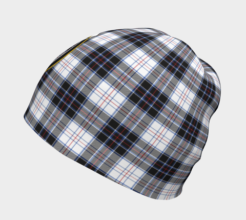 Image of MacRae Dress Modern Tartan Clan Crest Beanie Hj4