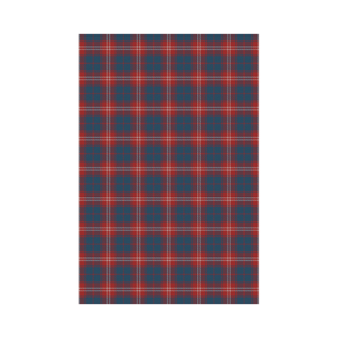 Image of Bon Accord Tartan Flag K9 |Home Decor| 1sttheworld