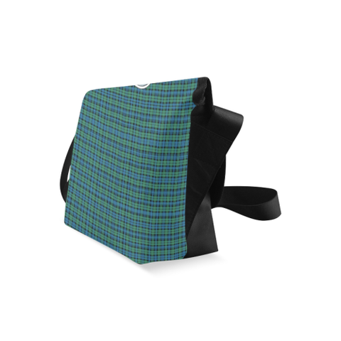 Image of CAMPBELL TARTAN CLAN BADGE CROSSBODY BAG NN5