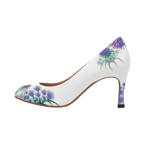 Scotland High Heel  - Thistle A2