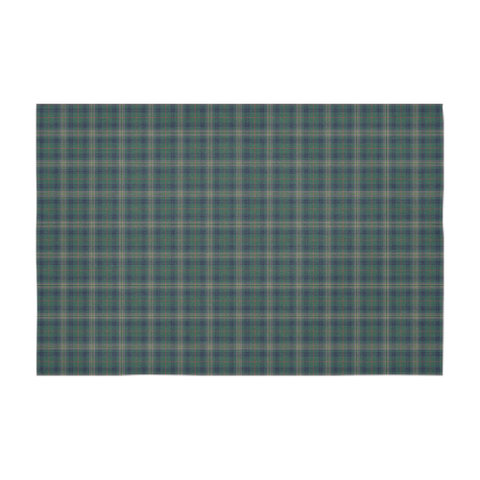 Image of Kennedy Modern Tartan Tablecloth |Home Decor