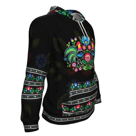 Image of Polish Folk Art™ Hoodie K4