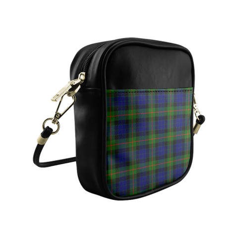 Image of Gunn Modern tartan sling bags | Scotland Sling Bags | Bag For Women
