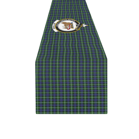 Baillie Modern Tartan Table Runner - BN04