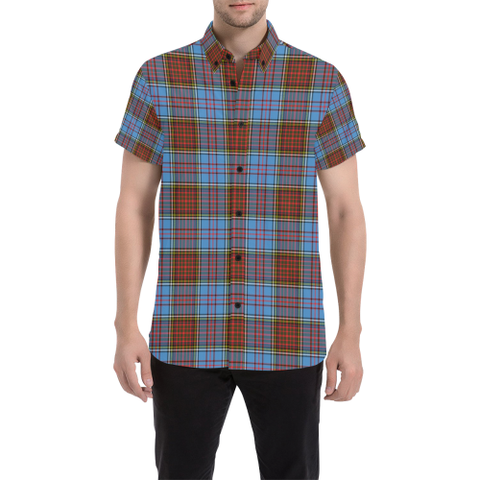 Tartan Shirt - Anderson Modern | Exclusive Over 300 Clans and 500 Tartans