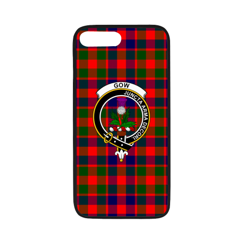Gow Of Skeoch Tartan Rubber Phone Cases Phone Covers Lovetheworld
