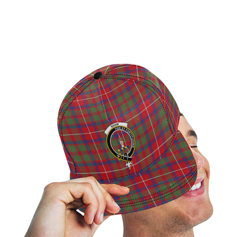 Image of Shaw Of Tordarroch Tartan Hat - All Over Print Snapback Hat TH8