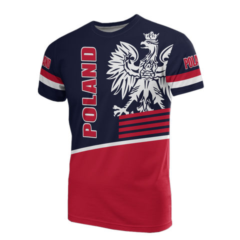 Poland T-shirt - Great Eagle Style