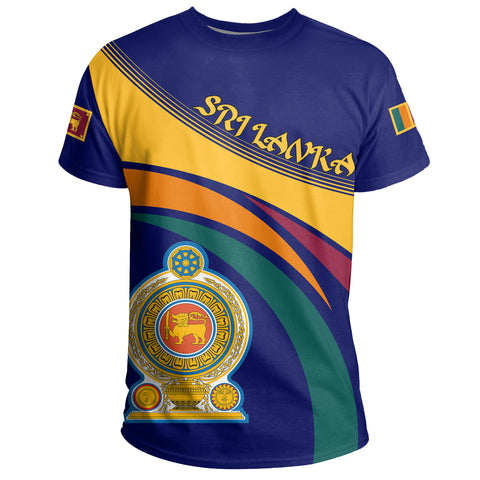 Image of Sri Lanka T-shirt