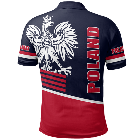 Image of Poland Polo Shirt - Great Eagle Style