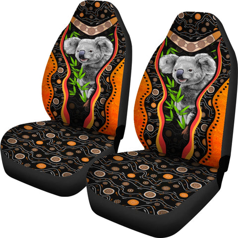 Image of Koala Australia Car Seat Covers Boomerang K4