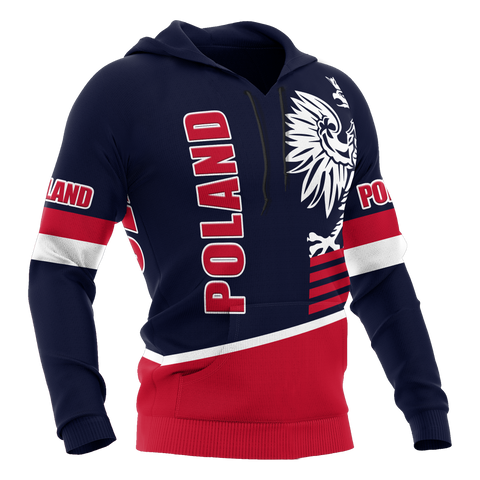 Poland Hoodie - Great Eagle Style