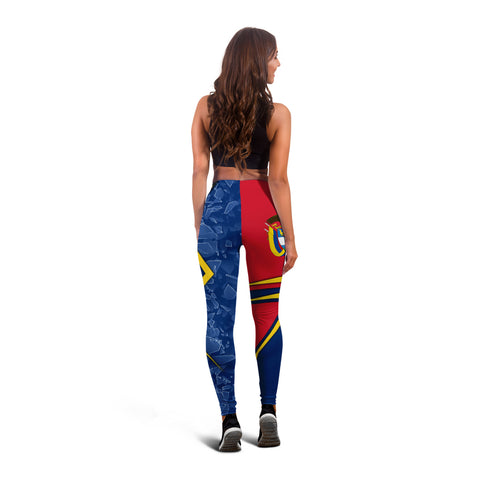 Colombia Leggings - Colombia Legend