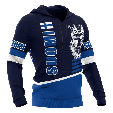 Finland Hoodie - Great Suomi - BN15