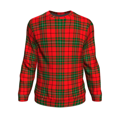 MacAulay Modern Tartan Sweatshirt TH8