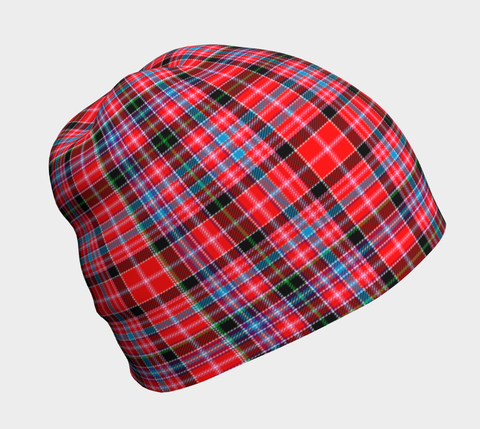 Image of Aberdeen District Tartan Beanie Hj4