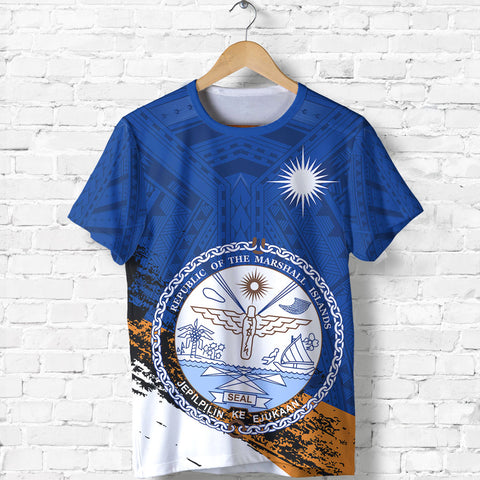 Image of Marshall Islands Micronesia Special T-Shirt A7