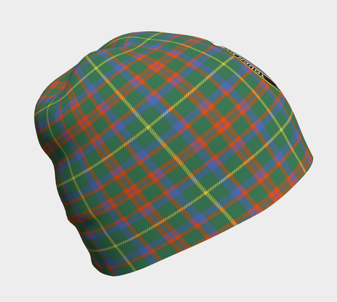 Image of MacKintosh Hunting Ancient Tartan Clan Crest Beanie