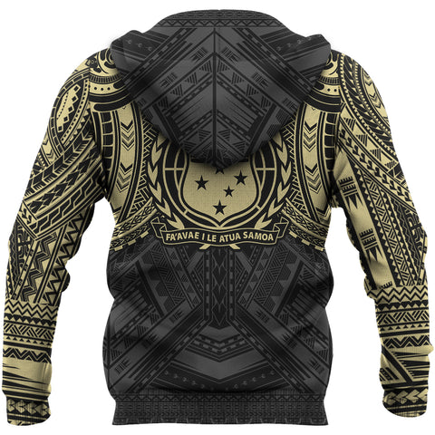 Samoa Spirit Hoodie | Men & Women | Polynesian Clothing