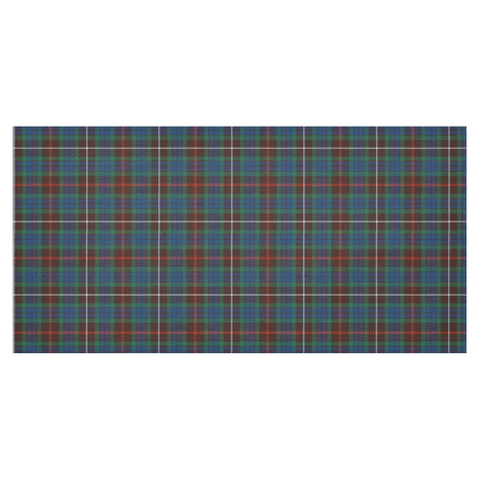 Fraser Hunting Ancient Tartan Tablecloth |Home Decor