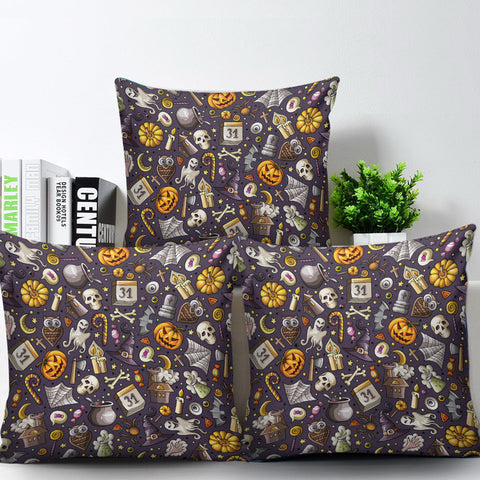Halloween pillow - halloween, pillow, halloween pillow, halloween home decor, online shopping