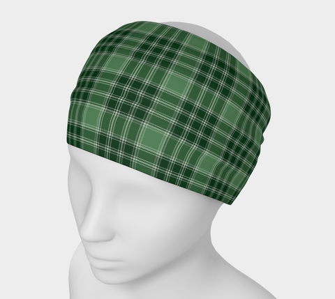 Tartan Headband - MacDonald Lord of the Isles Hunting - BN09 |Accessories| 1sttheworld