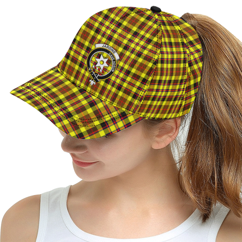 Jardine Tartan Hat - All Over Print Snapback Hat | 1sttheworld.com