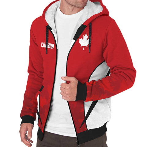 Canada Active Sherpa Hoodie | Clothing | Love the World