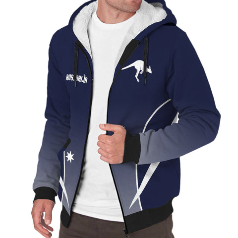 Australia Active Sherpa Hoodie | Clothing | Love the World