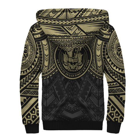 Hawaii Sherpa Hoodie | Men & Women | Polynesian Clothing