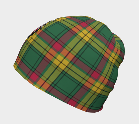 Image of MacMillan Old Ancient Tartan Clan Crest Beanie Hj4