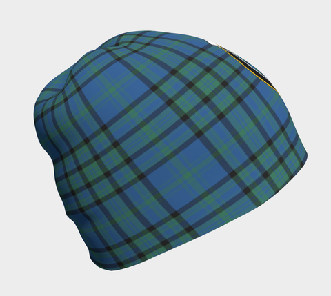 Matheson Hunting Ancient Tartan Clan Crest Beanie