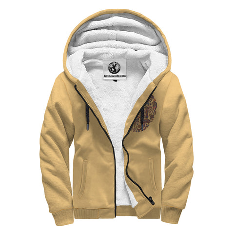 Image of Aboriginal 6th Sherpa Hoodie A7