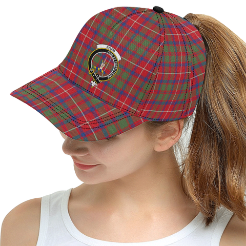 Shaw Of Tordarroch Tartan Hat - All Over Print Snapback Hat | 1sttheworld.com