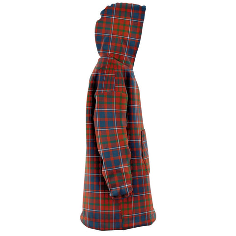 Cameron of Lochiel Ancient Snug Hoodie - Unisex Tartan Plaid Right