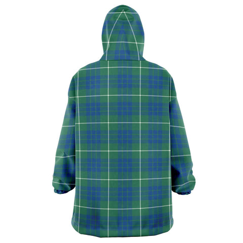 Hamilton Hunting Ancient Snug Hoodie - Unisex Tartan Plaid Back