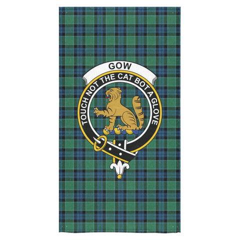 Graham of Menteith Ancient Tartan Towel Clan Badge NN5