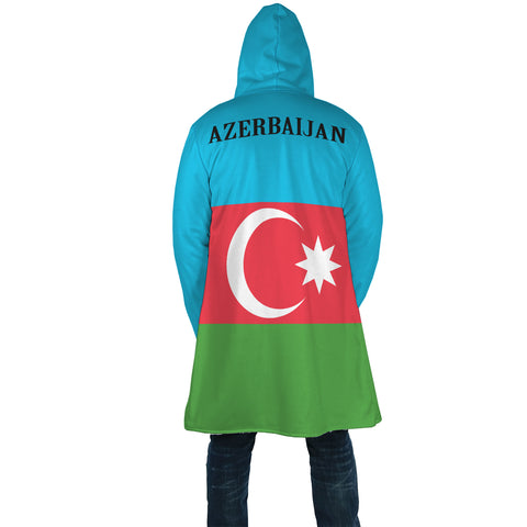 Azerbaijan All Over Print Cloak | High Quality | Hot Sale