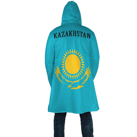 Kazakhstan All Over Print Cloak | High Quality | Hot Sale