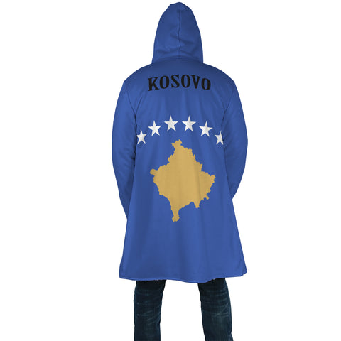 Kosovo All Over Print Cloak | High Quality | Hot Sale
