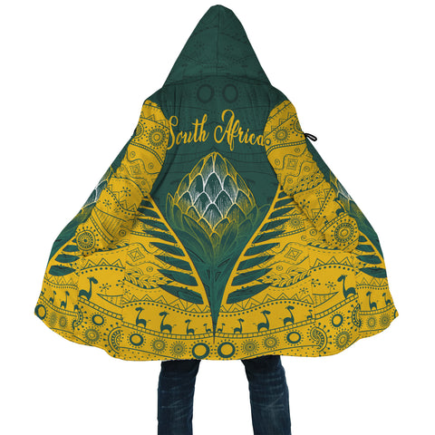 Image of South Africa Proteas Cloak back