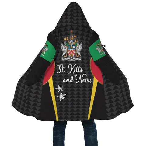 Saint Kitts and Nevis Cloak Exclusive Edition back
