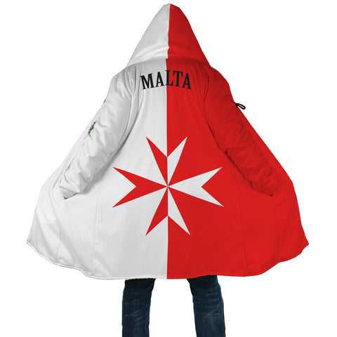 Malta Cross All Over Print Cloak | Men & Women | High Quality