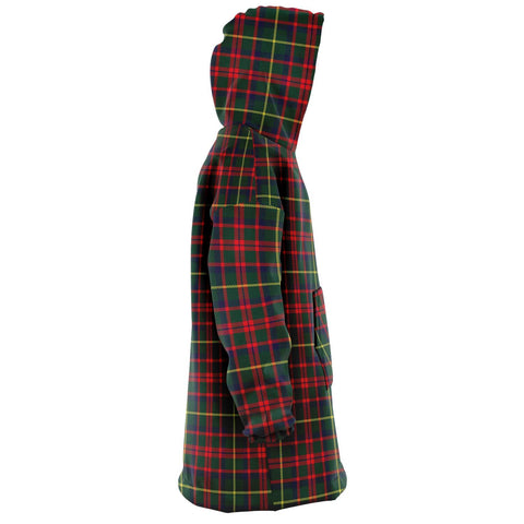MacKintosh Hunting Modern Snug Hoodie - Unisex Tartan Plaid Right